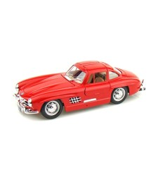 Mercedes 300 SL (W198), red, 1954