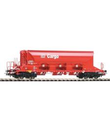 3-Bay Hopper Facns DB AG red, epoch VI