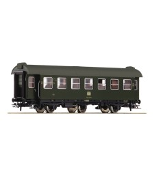 Conversion wagon 2nd class of the German Federal Railways, epoch III