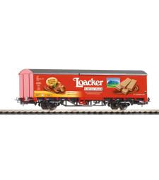 Gedeckter Güterwagen Loacker, FS, epoch VI