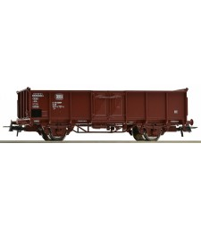 Open freight wagon of the German Federal Railways. Epoch IV