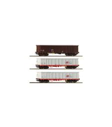3 piece set: Gondolas, OBB, epoch VI