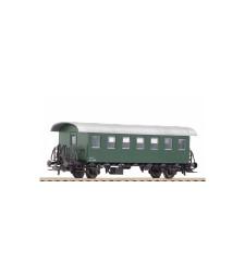 2nd class railcar of the Austrian Federal Railways, epoch IV