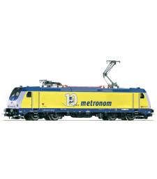 "Electric Loco series 146.2 of the ""Metronom"", epoch VI"