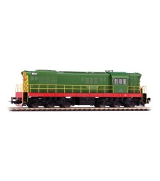 Diesel Loco series T669 of the CD, epoch V