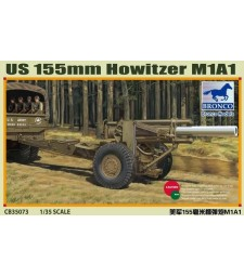 1:35 US M1A1 155mm Howitzer(WWII)