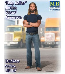 1:24 Holy Roller Jordan Jesus Jamerson
