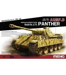 1:35 Sonderkraftfahrzeug 171 Panther Ausf.D