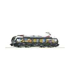 Electric locomotive 193 875-2, MRCE, epoch VI