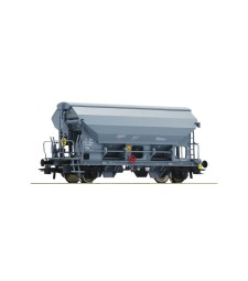 Swing roof wagon, SBB, epoch V-VI