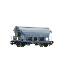 Swing roof wagon, SBB, epoch V-VI