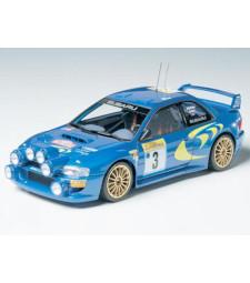 1:24 Subaru Impreza WRC'98 - Monte Carlo