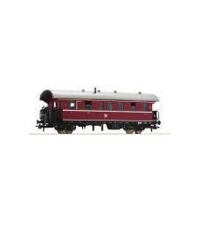 """1st/2nd class passenger car """"Donnerbüchse"""", DB, epoch III"""