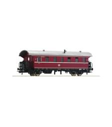 """2nd class passenger car """"Donnerbüchse"""", DB epoch III"""