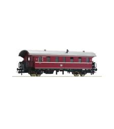 """2nd class passenger car """"Donnerbüchse"""", DB, epoch III"""