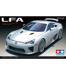 1:24 Sports Car Lexus LFA