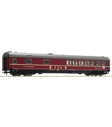 Express train dining car, type WR4üm-64, the Deutsche Bundesbahn, epoch III