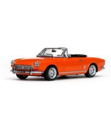 Fiat 124 Spider BS – Orange