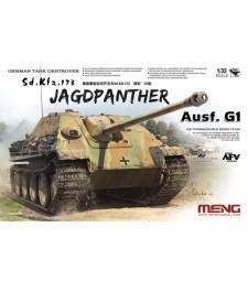 1:35 German Tank Destroyer Sonderkraftfahrzeug 173 Jagdpanther Ausf.G1