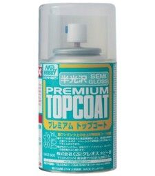 B-602 Mr. Premium Top Coat Semi-Gloss (86 ml)