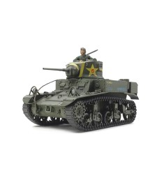 1:35 M3 Stuart Late Production - 1 figure