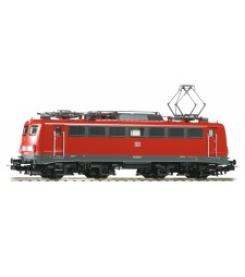 Electric Loco series 110 of the DB AG, epoch V