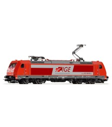 "Electric Loco series 185.2 ""IGE"", epoch VI"