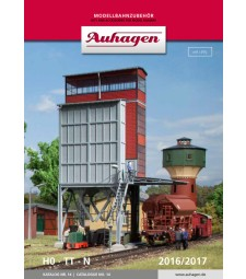 Auhagen Catalogue Nr. 14 - 2017