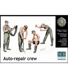 1:35 Auto-Repair Crew - 4 figures