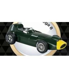 Vanwall VW57 – Stirling Moss 1957
