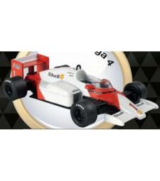 1986 McLaren MP4/2C #1 Prost, white/red