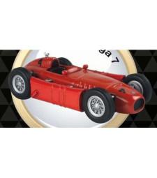 1955 Lancia D50 #4 Ascari, red