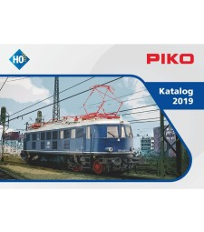 PIKO H0-Catalog in English 2019
