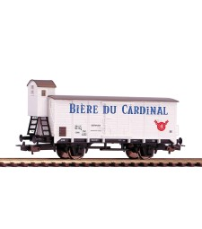 """G02 Boxcar """"Cardinal Beer"""" SBB III"""