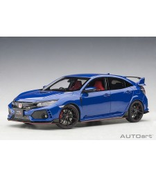 HONDA CIVIC TYPE R (FK8) (BRILLIANT SPORTY BLUE METALLIC) 2017(composite model/full openings)