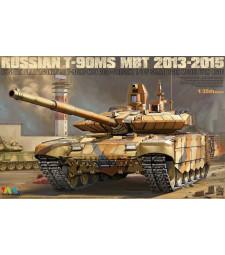 1:35 Russian T-90MS MBT2013-2015