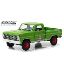 1967 Ford F-100 - Texaco Motor Oil - Running on Empty
