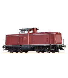 H0 Diesel Loco BR212 DB, IV, AC Dig. EXTRA
