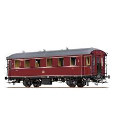 H0 Passenger Car Civ-33 DB, III