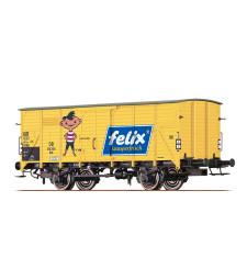 H0 Freight Car G10 DB, III, Felix