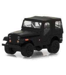 1970 Jeep CJ-5 Solid Pack - Black Bandit Series 19