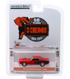 Anniversary Collection Series 9 - 1971 Plymouth HEMI 'Cuda - 426 HEMI 50 Years Solid Pack
