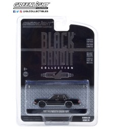 Black Bandit Series 24 - 1987 Plymouth Gran Fury Solid Pack