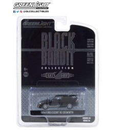 Black Bandit Series 24 - 1994 Ford Escort RS Cosworth - Black Bandit Rally Racing Team Solid Pack