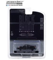 Black Bandit Series 24 - 2020 Chevrolet Corvette C8 Stingray Solid Pack
