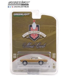 Anniversary Collection Series 12 - 1970 Chevrolet Monte Carlo - 50th Anniversary of Monte Carlo Solid Pack