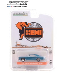 Anniversary Collection Series 12 - 1968 Dodge HEMI Charger R/T - 426 HEMI 50 Years Solid Pack