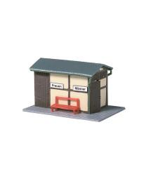 Station toilet  H0