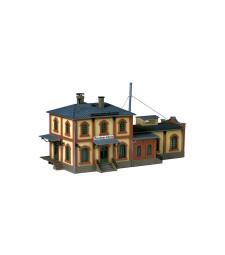Victorian factory    H0/TT