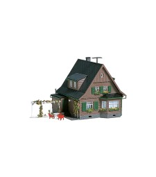 Wooden house Erika   H0/TT